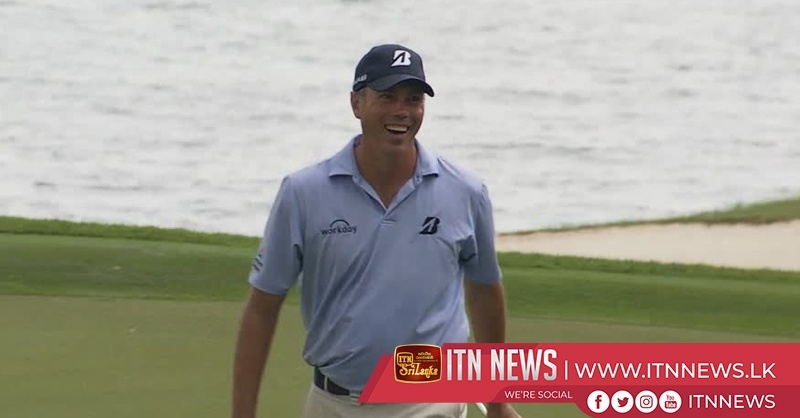 Kuchar one shot behind Singapore Open leader Hamamoto