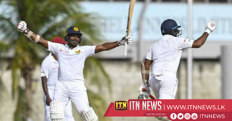 Kusal & Dilruwan guide Sri Lanka to series levelling win