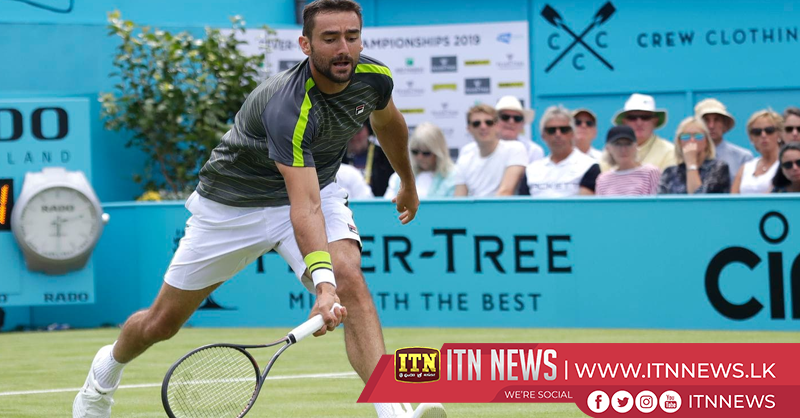 Cilic, Medvedev and Anderson through in London