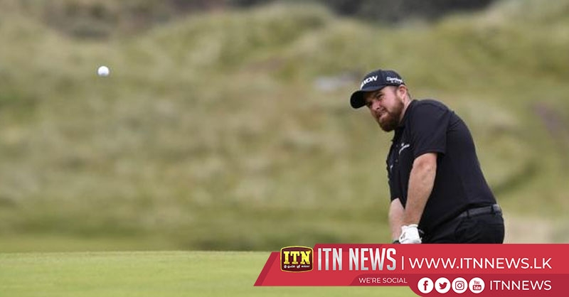 Lowry breaks course record to seize control at Open