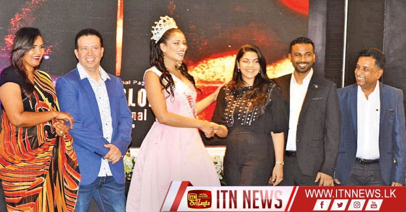 The 46th Miss Global competition to be held in Sri Lanka