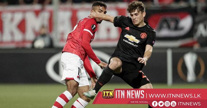 Manchester United – AZ Europa League