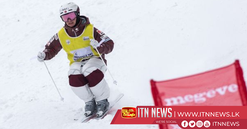 Mikael Kingsbury fights off illness to win second moguls World Cup of the season