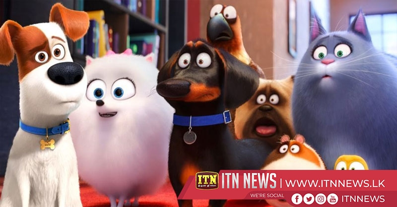 """The Secret Life of Pets 2"" scheduled to be released next month"