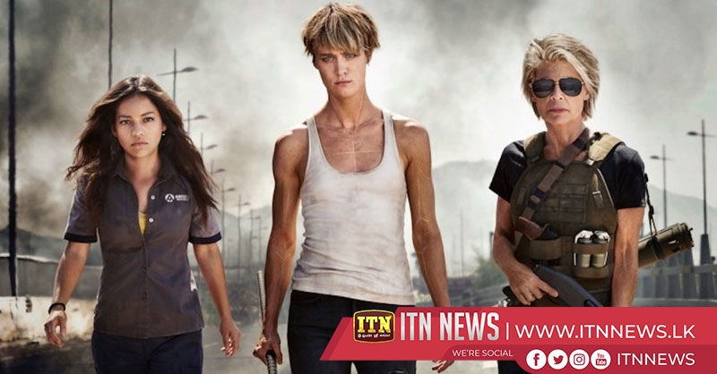 "Upcoming American science fiction action film ""Terminator: Dark Fate"""