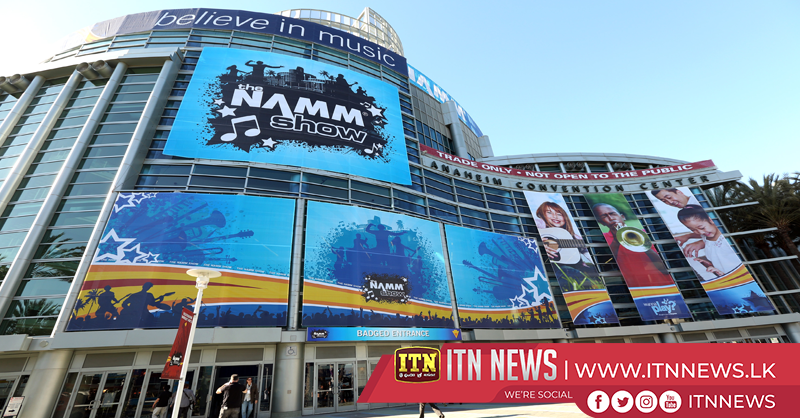 Music and technology converge at NAMM in Anaheim