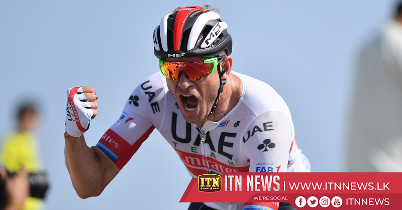 Kristoff wins stage 1 spint finish in Tour of Oman