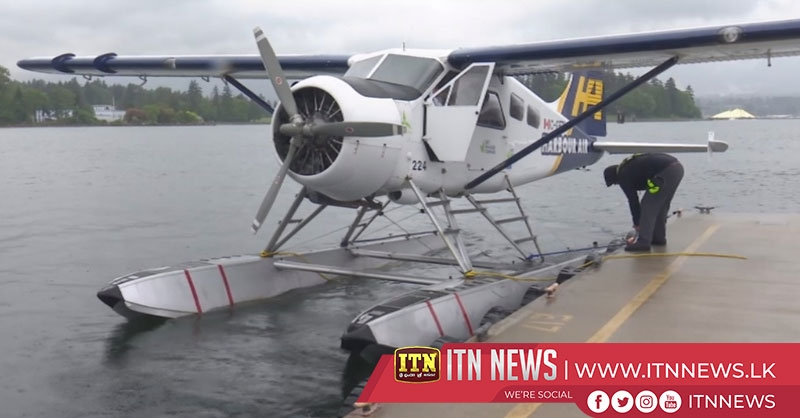 Seaplanes to e-planes – Canadian airline to use electric engines