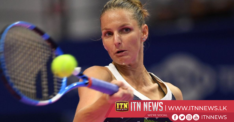 Pliskova beats Osaka in Pan Pacific final