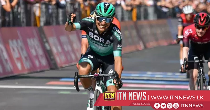 Polanc takes overall Giro lead
