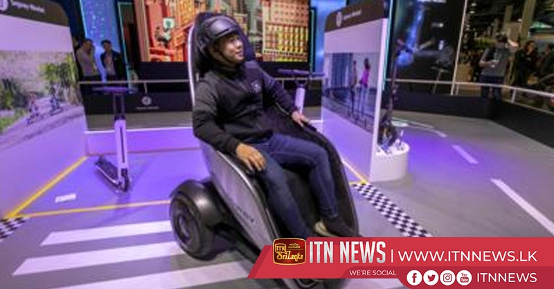 Segway rolls out new personal pod concept