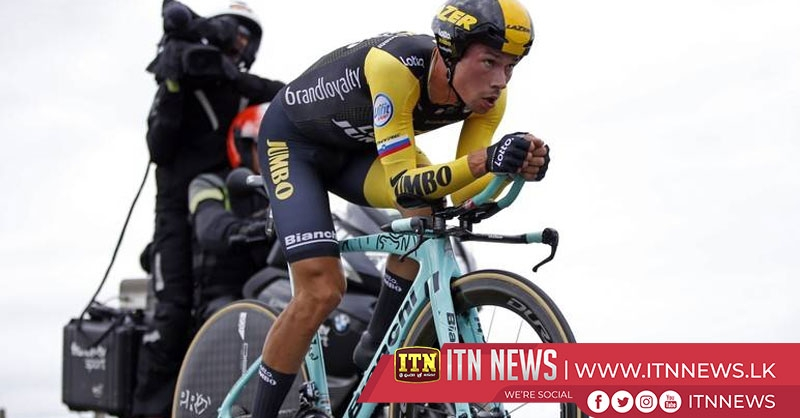 Roglic tightens Vuelta grip, Fuglsang triumphs in stage 16