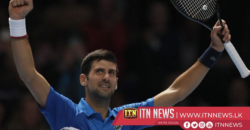 Ruthless Djokovic crushes Berrettini in ATP Finals opener