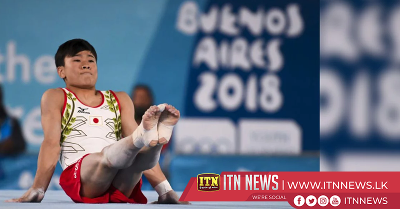 Kitazono claims five artistic gymnastic golds at Youth Olympics