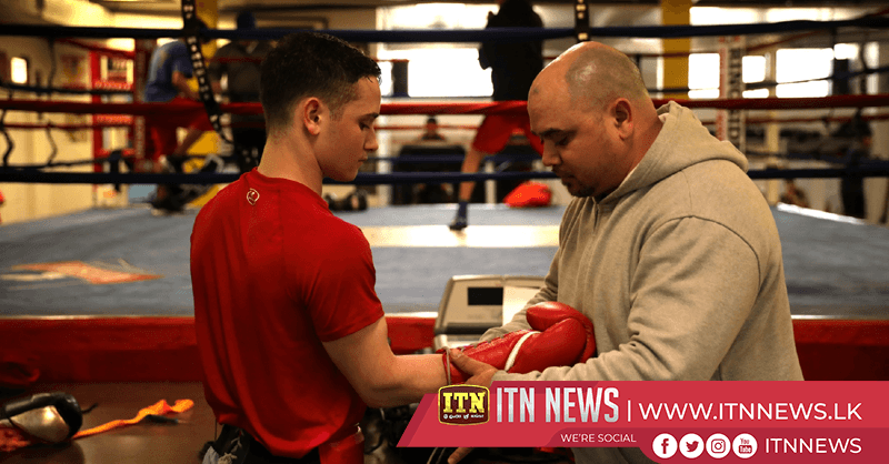 Church becomes a boxing ring to keep Italian youth safe
