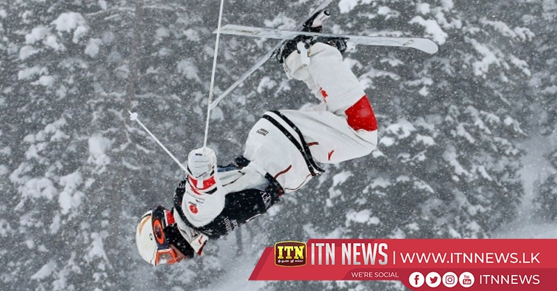 Kingsbury and Laffont claim dual moguls gold in China