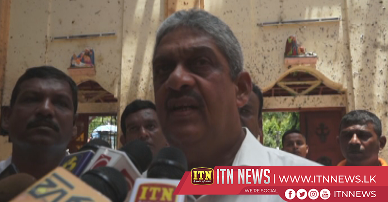 Sarath Fonseka emphasizes that stern action should be taken to defeat terrorism