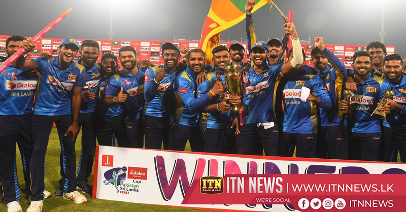 Sri Lanka record a series whitewash against Pakistan