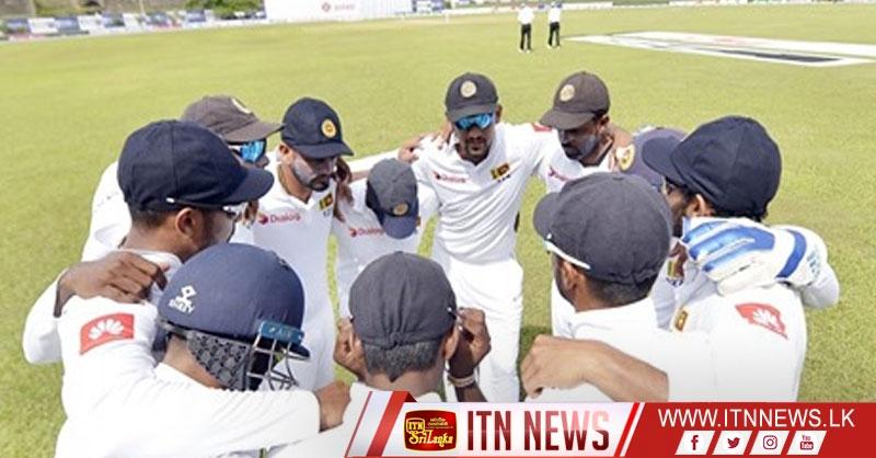 Sri Lanka names 16-man squad for England Test series