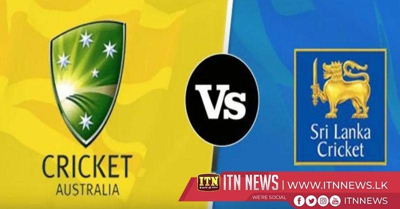 இலங்கை – அவுஸ்திரேலிய மூன்றாவது T20 போட்டி இன்று