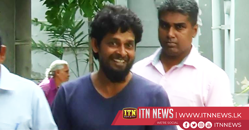 Navy Sampath will be remanded till the 29th of this month