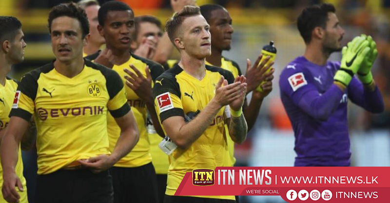Dortmund comes from a goal down to crush Leipzig 4-1