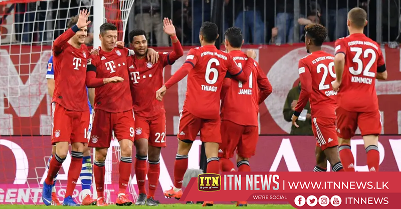 Bayern beat Schalke 3-1 to cut Dortmund lead