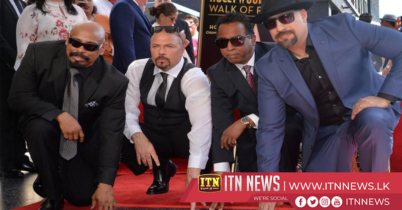 Cypress Hill get star on Hollywood Walk of Fame