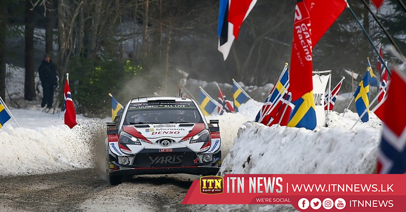 Tanak extends his lead in Rally Sweden