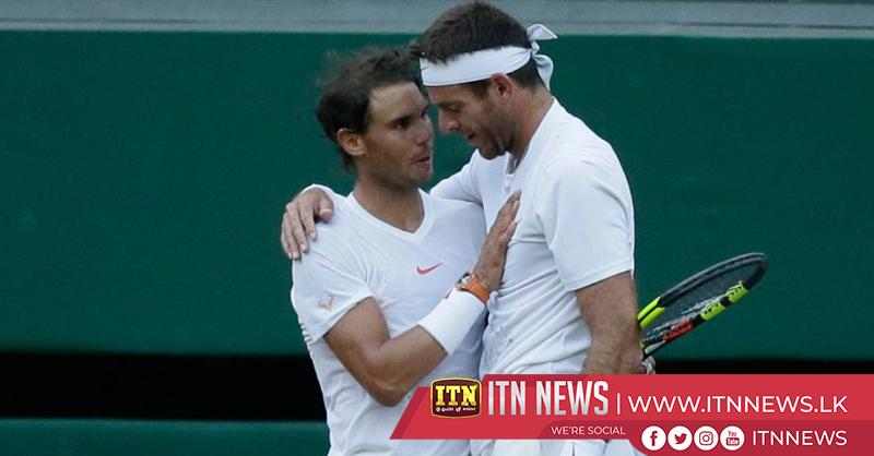 Djokovic outduels del Potro in three set thriller
