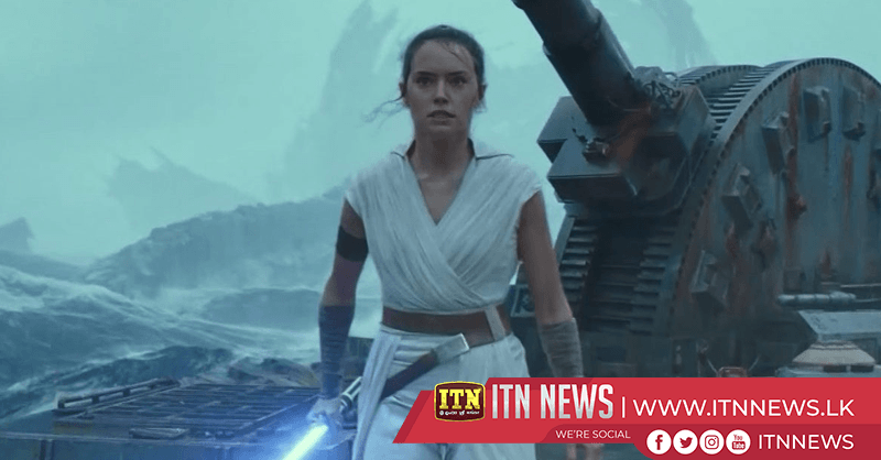 The Rise of Skywalker' trailer is released