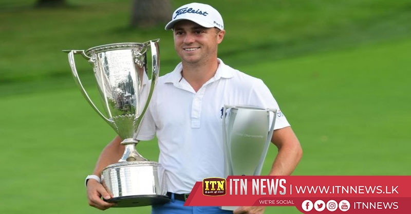 Thomas holds off Cantlay, Matsuyama to win BMW Championship