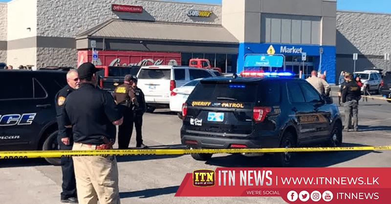 Three killed at Oklahoma Walmart shooting