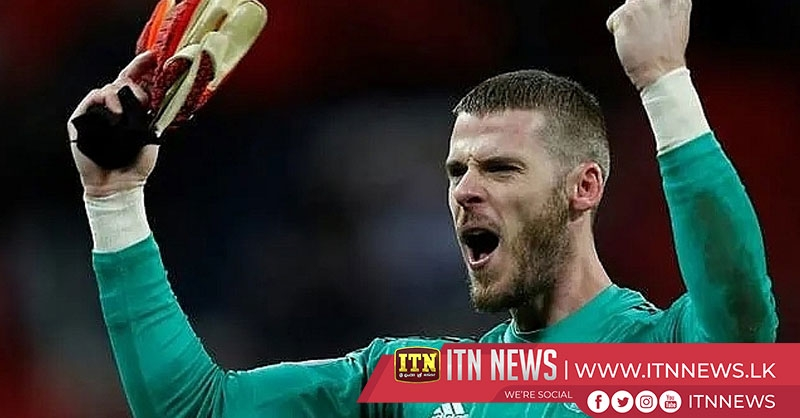 United keeper De Gea signs new long-term deal