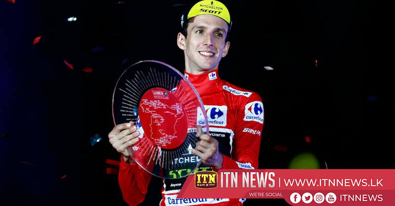 Yates wins Vuelta, completes British 2018 Grand Tour sweep