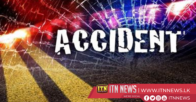 A woman killed in road accident