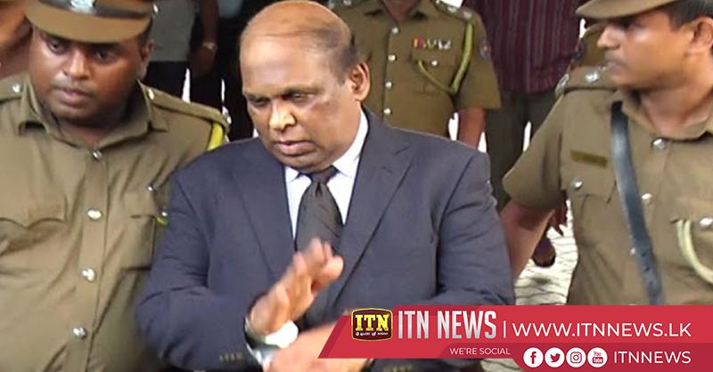 Charges filed against Anura Senanayake