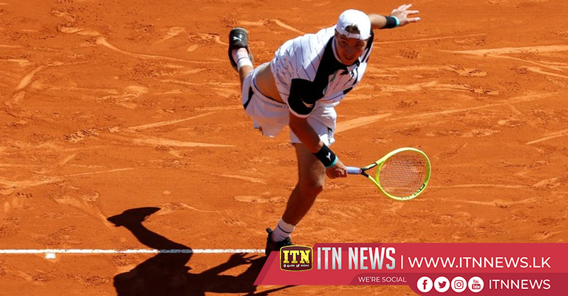 Struff upsets birthday boy Shapovalov in Monte Carlo opener
