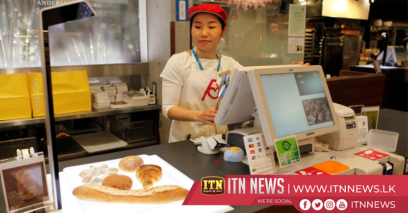 BakeryScan speeds up pastry purchases in Japan