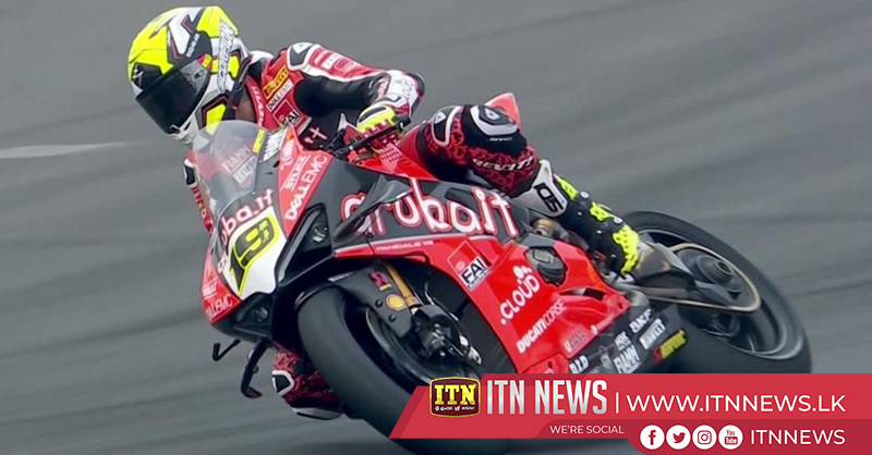Bautista clinches Superbike race one win in Thailand