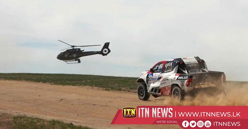 Al-Attiyah and Sunderland win the Silk Way Rally