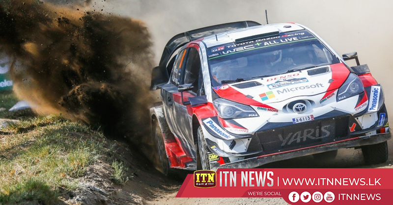 Ott Tanak leads after Rally Germany shakedown