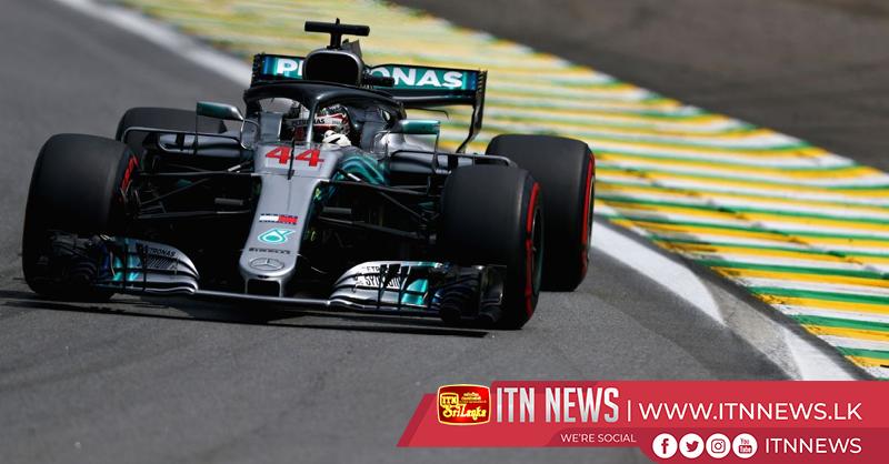 Hamilton takes Brazil pole followed by Vettel, Bottas, and Raikkonen