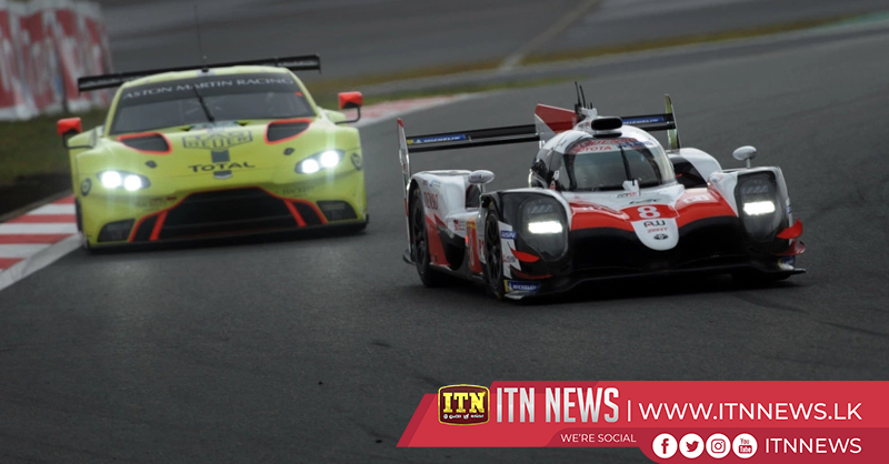Alonso second as Toyota dominate Fuji Endurance race