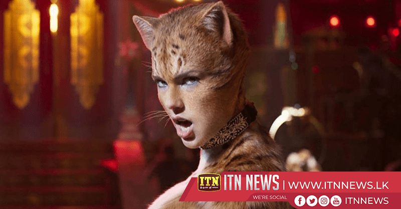 "Upcoming 2019 musical fantasy film ""Cats"" (Video)"