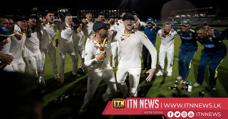 Langer denies Australia mocked England's Leach in post match celebrations