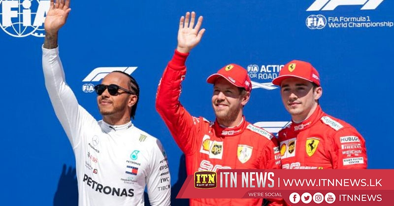 Adrenalized Vettel grabs pole in Canada, his first since last year's German GP