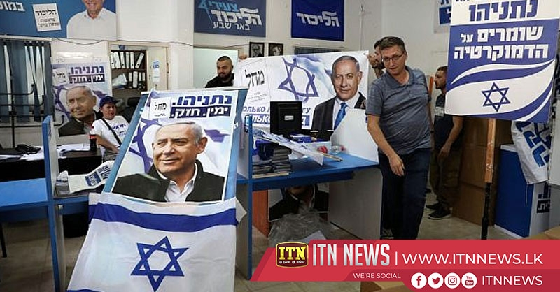 Israelis vote in second general election in five months