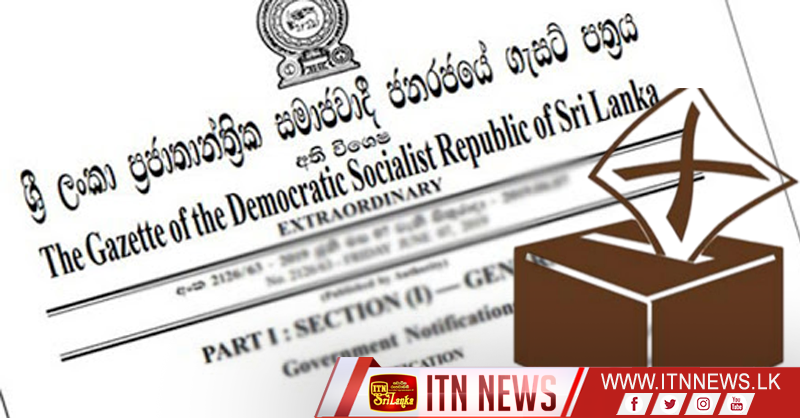 """Gazette on """"COVID-19 Elections Regulations"""" issued"""