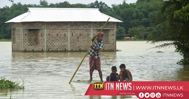 Villagers in northeast India struggle as floods worsen